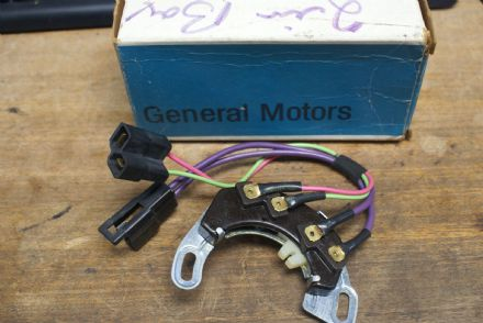 1969-1972 C3 Corvette,Neutral Safety Switch,GM 3948538,New